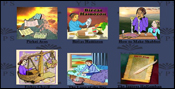 Childrens Torah Learning Pictorial Book Series